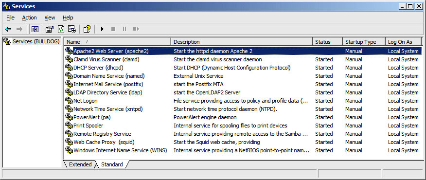 Eric A  Hall - - Article Archives - - New Samba Features